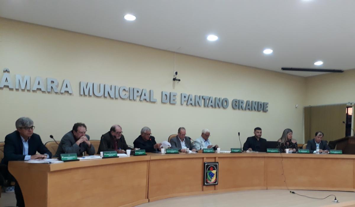 Sessão Ordinária de 06 de março